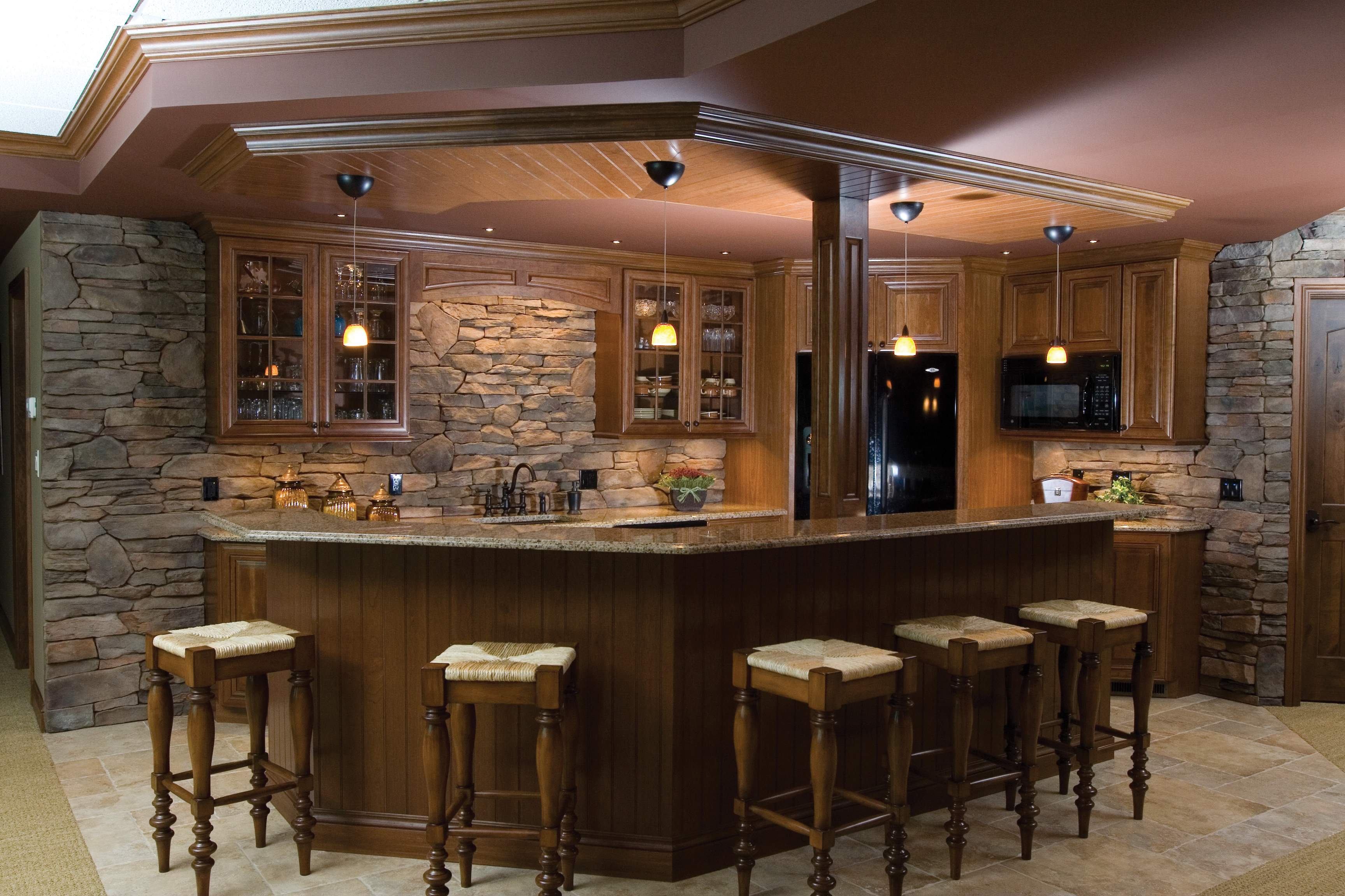 fine kitchen backsplash ledgestone stone best ledge design ideas k