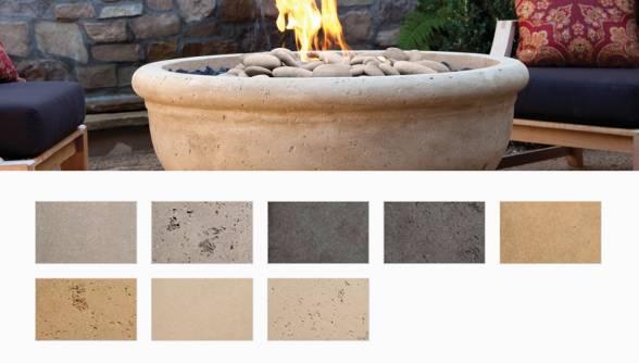 Fire Bowls Eagle Stone